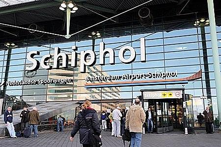 Taxi Groningen Schiphol
